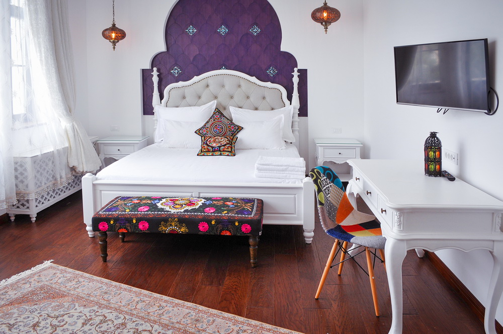 Марокко (302): Однокомнатные апартаменты. Собственная терраса.